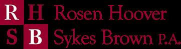 Rosen Hoover Sykes Brown P.A.